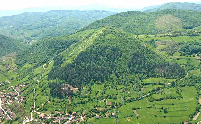 Image result for piramida bosnia