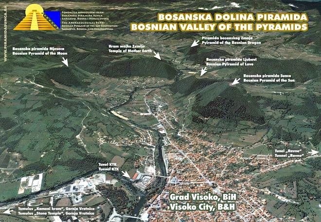 Bosanske Piramide Visoko