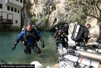 Mostar domaćin speleoroniocima iz Europe - Cave diving expedition