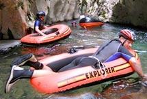 Rafting na Rakitnici