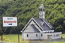 Svetište Gospino vrilo - Travnik