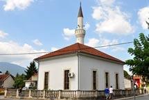 Bihać / Harmanska džamija