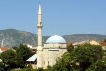 Mostar / Koski Mehmed-pašina džamija