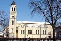 Brčko / Crkva Presveto Srce Isusovo