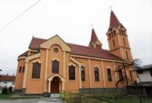 Žepče / Crkva sv. Antuna Padovanskog