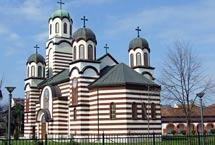 Brčko / Crkva uspenja Presvete Bogorodice