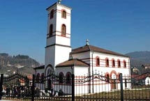Istočno Sarajevo / Crkva sv. velikomučenika Georgija