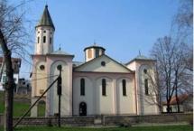 Zenica / Crkva Rođenja Presvete Bogorodice