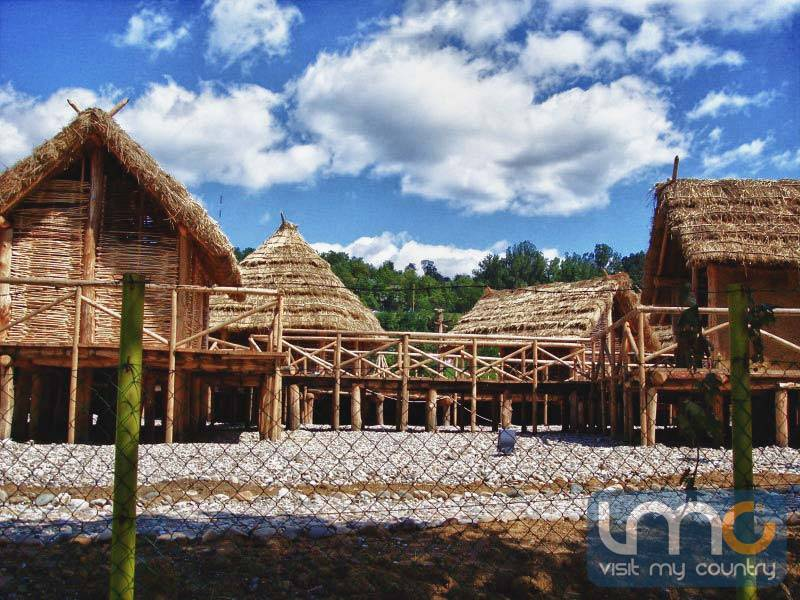Archaeological Park Stilt House Neolithic Settlement