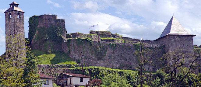 Fortress Maglaj Gradina
