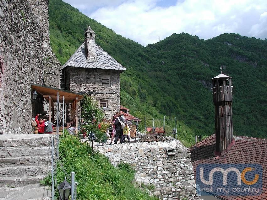 Fortress Vranduk Zenica