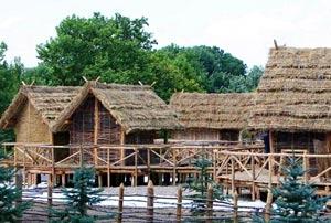 Archaeological Park – Stilt house Neolithic settlement