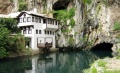 Blagaj - The dervish house
