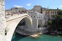 Mostar - The old Bridge