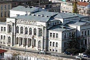 National Theatre Sarajevo