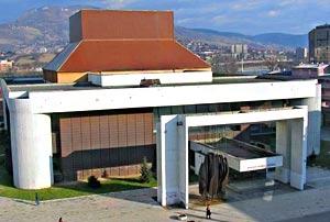 Bosnian National Theatre Zenica