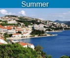 Summer tourism in Bosnia and herzegovina