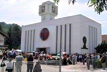 Shrine of St. Leopold Mandic - Maglaj