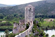Fortress Počitelj