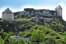 Fortress Tešanj – Gradina